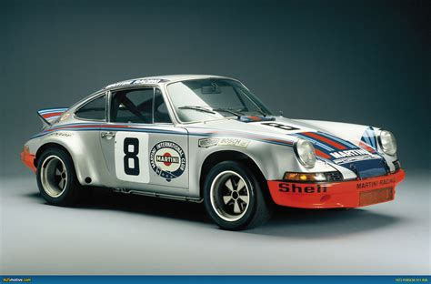 Porsche 911 Rsr Type F Group 4 1973 Racing Cars