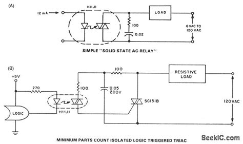 Relay Control Circuit