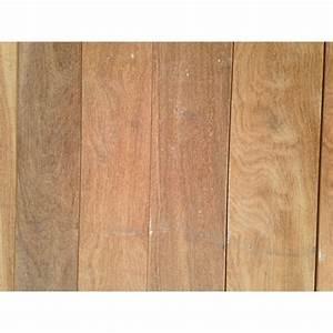 Lame Terrasse Bois Exotique : lame de terrasse en bois exotique accueil lames de ~ Dailycaller-alerts.com Idées de Décoration