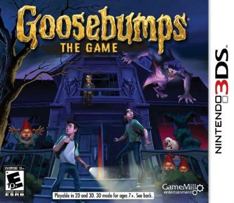 Goosebumps The Game (3ds) News