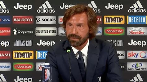 Pirlo speaks on Juventus Strategy, Ronaldo, need for a new ...