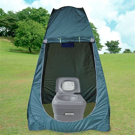 Camping Camper Motorhome Toilet 20l 5 Gallon Wc Chemical