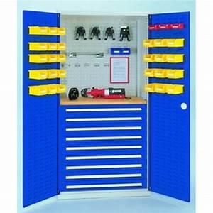 Armoire D Atelier : armoire d 39 atelier a tiroirs avec portes a fentes rasterplan ~ Teatrodelosmanantiales.com Idées de Décoration