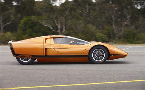 Holden Hurricane Concept 1969 Widescreen Exotic Car