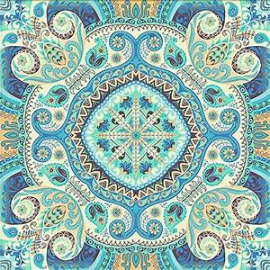 die besten 17 ideen zu orientalische tapeten auf pinterest With markise balkon mit orient tapeten muster