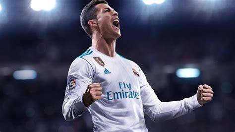 Fifa18 Ronaldo Wallpapers For Laptop by Fifa 18 Reclaims Top Spot On Uk Charts Overtaking Call Of