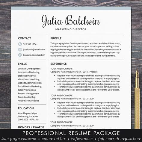 Professional Resume Ideas by 21 Best Images About Resume Design Templates Ideas On