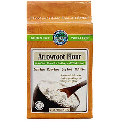 arrowroot powder arrowroot flour