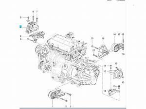 Used Opel Insignia 1 8 16v Ecotec Engine Mount
