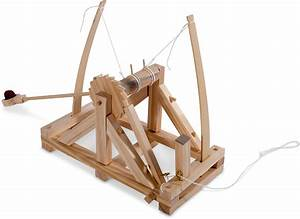Pathfinders Leonardo Da Vinci Catapult Instructions Alberta