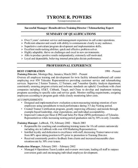 Customer Service Representative Resume Sles by Senior Customer Service Representative Resume Sle