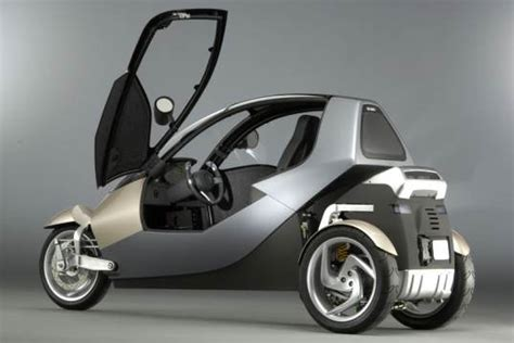 3 Wheeler Compact Low Emission Vehicle For Urban