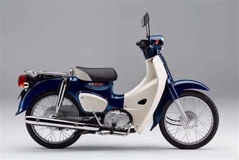Honda Cub by 2018 Honda Cub S Gear