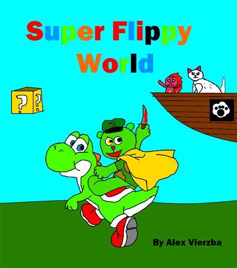 super flippy world happy tree friends fanon wiki