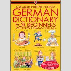 Feast Your Eyes On These 9 Great German Visual Dictionaries  Fluentu German