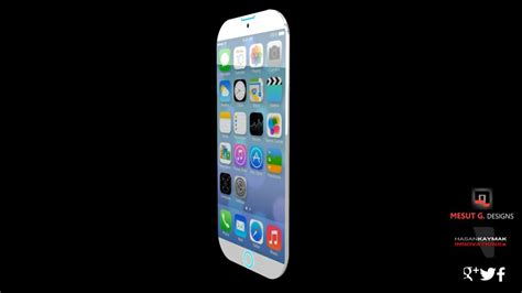 what is the next iphone iphone next gets rendered by mesut g designs and hasan