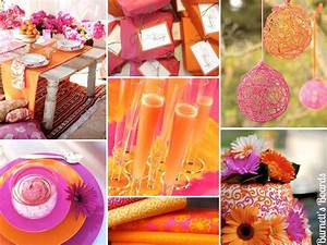 TRENDING ORANGE WEDDING COLOR IDEAS FOR FALL 2014 ...