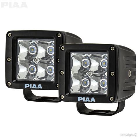 Piaa Quad Series Spot Beam Led Cube Lights Harness