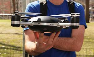 Video: Just Throw This Drone In the Air and It Will Follow ...