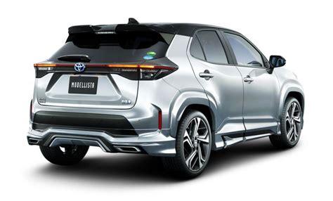Toyota Yaris Cross TRD & Modellista Kits Unveiled; Enhance ...