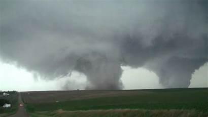 Nebraska Tornadoes Twin Tornado Town Night Double