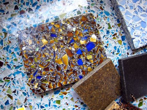 Sustainable Kitchen Décor: Recycled Countertops and Tiles