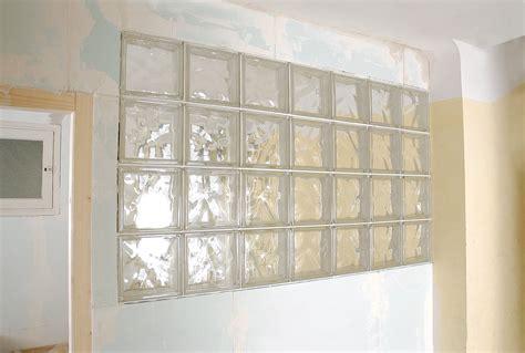 porte en verre pour meuble de cuisine top cloison en briques de verre bricolage avec robert