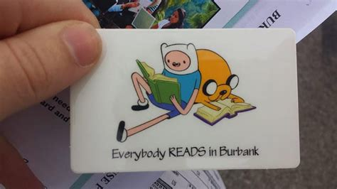 adventurous library cards library card design