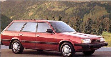 how to fix cars 1994 subaru loyale parental controls 1994 subaru loyale pricing ratings expert review kelley blue book
