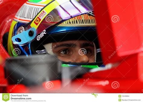 We already know that current formula 1 driver salaries have reached insane levels, but when you look at the risk involved with the sport, it's hard to argue against them. F1 2010 Felipe Massa Ferrari F1 Driver Editorial Stock Image - Image of prix, action: 19448804