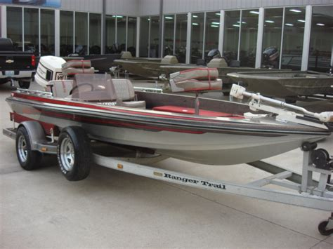Bass Boats For Sale Joplin Mo by Ranger New And Used Boats For Sale In Missouri