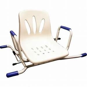 Siege De Baignoire : fauteuil de bain pivotant ~ Melissatoandfro.com Idées de Décoration