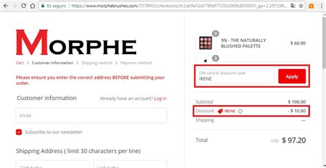 91162 Discount Coupons For Morphe by Morphe Discount Code Kathleenlights Best Discount