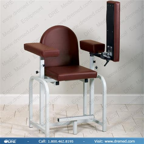 clinton lab series blood drawing chair