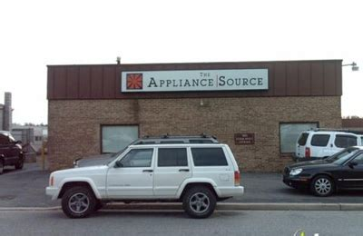 appliance source  george ave annapolis md  ypcom