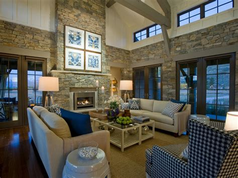 Great Room Decorating And Design Ideas With Pictures Hgtv
