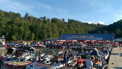 Fishing Boat Rentals Tennessee by Boat Slips Stardust Marina Norris Lake S Premier