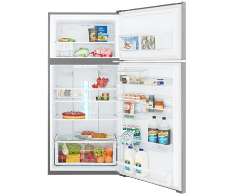 electrolux 540l top mount fridge 540l stainless steel top mount wtb5404sa westinghouse
