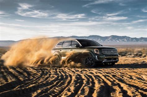2020 Kia Telluride Vs Dodge Durango by All New Kia Telluride Lands To Take On Chevrolet Traverse