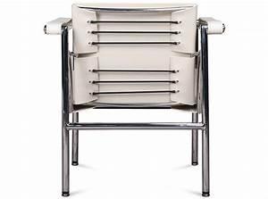 Le Corbusier Lc1 : le corbusier lc1 sling basculant chair platinum replica ~ Sanjose-hotels-ca.com Haus und Dekorationen
