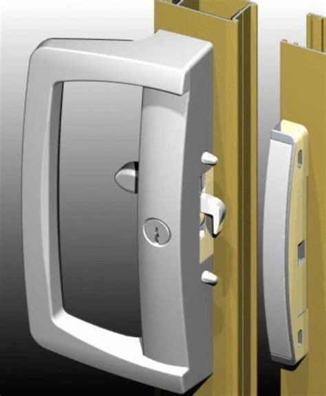 sliding door lock sliding door keyed lock