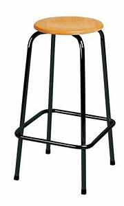 Tabouret Haut En Bois : chaise empilable setam achat vente de chaise empilable setam comparez les prix sur ~ Teatrodelosmanantiales.com Idées de Décoration