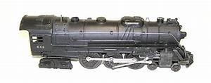 Lionel No  646 Hudson 4  2046w Tender