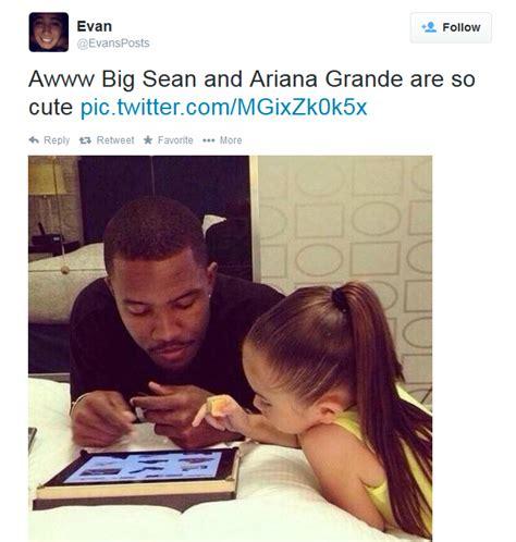 Big Sean Memes - the very best big sean ariana grande memes bossip