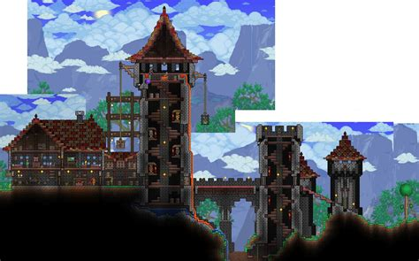 Great House In Terraria.