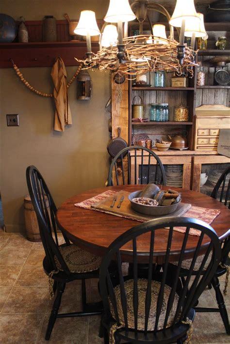 primitive kitchens images  pinterest country