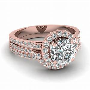 rose gold rings rose gold rings sets With wedding ring sets rose gold
