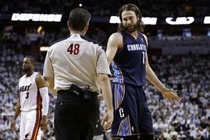 Was Bobcats Josh McRoberts Hard Foul On LeBron James A ...