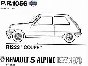 Manual Renault 5 Gt Turbo