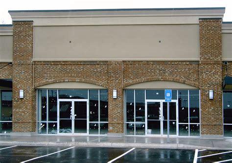store front door tech  nashville commercial doors